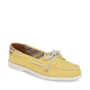 New SPERRY Authentic Original Venice Boat Shoe 8.5